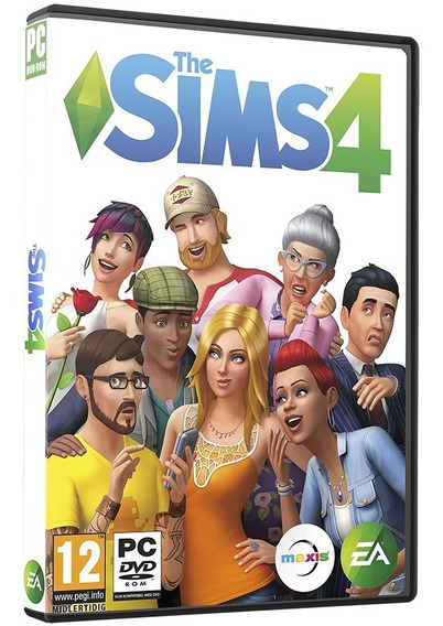 The Sims 4 Completo Todas Expansões 100% Atualizado -digital
