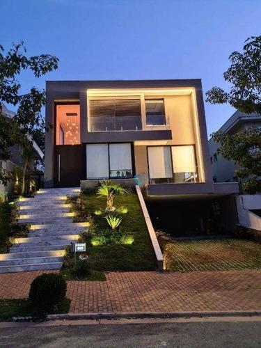 Imagem 1 de 30 de Casa Com 3 Dormitórios À Venda, 414 M² Por R$ 3.600.000,00 - Alphaville - Santana De Parnaíba/sp - Ca1651