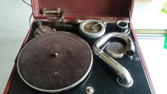 Fonografo Antiguo Union