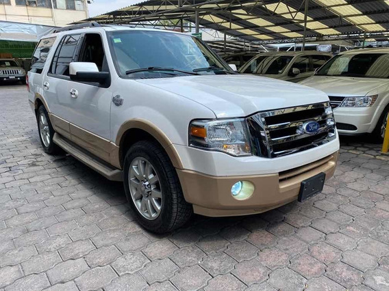 Ford Expedition 2011 5.4 King Ranch V8 4x2 Mt