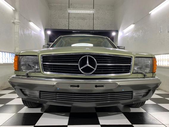 Mercedes Benz Coupe Sec 380 Excelente Estado