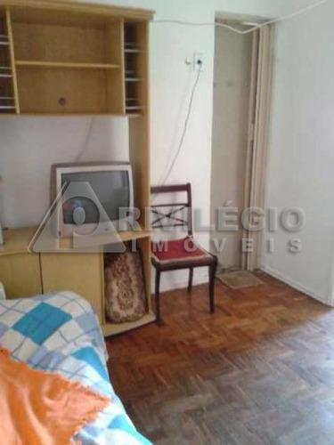 Imagem 1 de 13 de Apartamento À Venda, 2 Quartos, 1 Suíte, Copacabana - Rio De Janeiro/rj - 16291