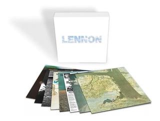 Lennon - John Lennon 9 Vinyl Lp Box Set Studio De Colección