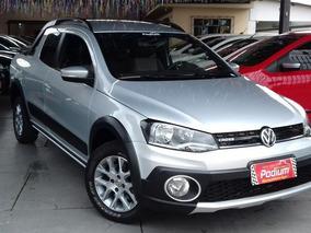 Volkswagen Saveiro Cross Cabine Dupla 1.6 16v Flex / Baixa