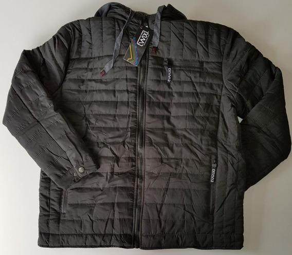 Jaqueta Térmica Luxo Capuz Japona Plus Size Melhor
