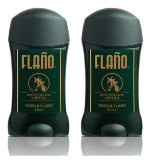 Pack 2x Desodorante Barra Flaño 50g