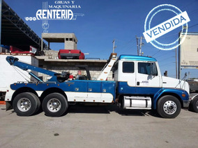 Vendida!!! Grua Arrastre Century Well Lift 20t Precio Neto