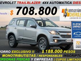 Chevrolet Trailblazer 4x4 Automatica Tipo Hilux Sw4