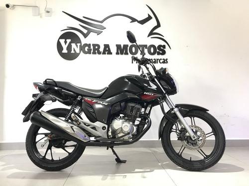 Honda Cg 160 Fan Flex 2018 - Moto Linda