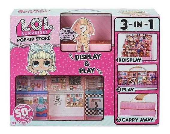 Nova Loja Da Lol Pop Up Store Cabem 50+ Bonecas Candide