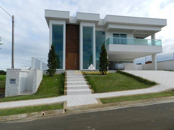 Casa Residencial À Venda, Portal Dos Bandeirantes - Ii, Porto Feliz. - Ca0614