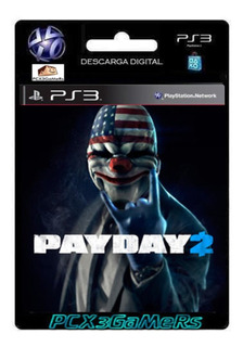 Ps3 Juego Payday 2 Pcx3gamers