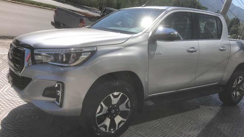 Toyota Hilux 2.8 Cd Srx 177cv 4x2 Unica Entrega Inmediata