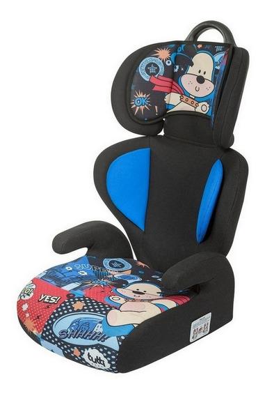 Cadeira Cadeirinha Reclinável Tutti Baby 15 A 36kg Menino