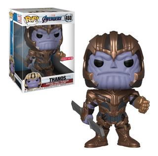 Muñeco Funko Pop 460 Avengers Endgame Thanos 25cm Original!!