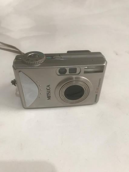 Camera Digital Mitsuca - Dc5330br Com Defeito