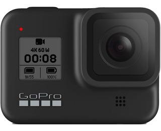 Gopro Hero 8 Black 4k 60 Fps 12mp Hypersmooth Chdhx-801-rw