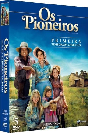 Box Original: Os Pioneiros - A 1ª Temporada Completa 5 Dvd