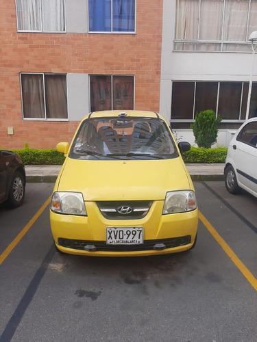 Taxi Hyundai Atos Metropolitano