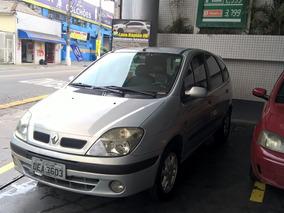 Renault Scenic 1.6 16v Rxe 5p 2001 Completa Parcelo Cartao 6