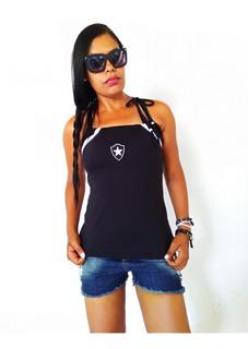 Camisa Feminina Do Botafogo