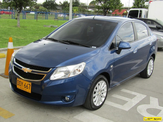Chevrolet Sail Ltz Mt 1.4
