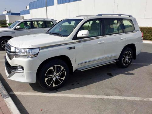 Toyota Sahara Vxr Arabe 2021 4.5 Diesel
