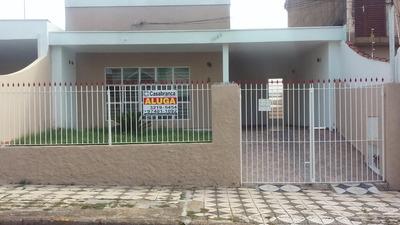 Casa Com 2 Dormitórios Para Alugar, 120m² Vila Carvalho - Sorocaba/sp - Ca4268