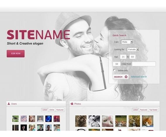 Site Namoro E Relacionamento Profissional