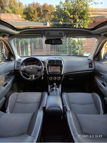 Peugeot 4008 Allure 4x4 Cvt