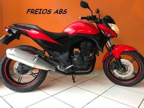 Honda Cb 300 R Abs 2010 Vermelha