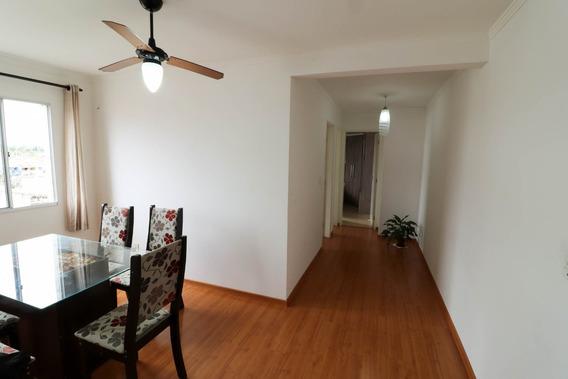 Apartamento Mobiliado Com 2 Dormitórios Em Suzano/sp - 788