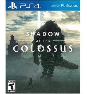 Shadow Of The Colossus (ps4) - Prophone