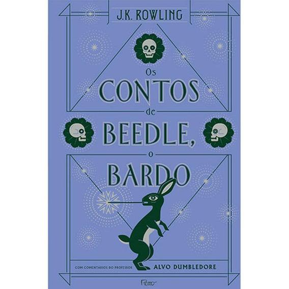 Os Contos De Beedle, O Bardo - Biblioteca Hogwarts