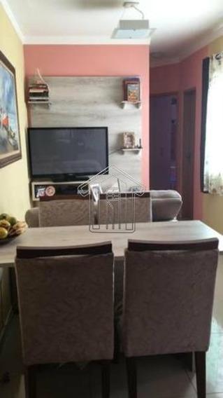 Apartamento Em Condomínio Padrão Para Venda No Bairro Vila Curuçá, 2 Dorm, 2 Vagas, 40,00 M - 11337gi