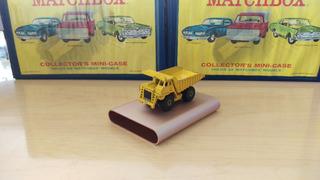 Cat Dump Truck Workhorses Hot Wheels Made In Malaysia 1982