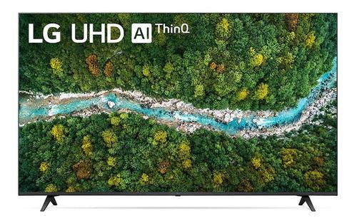 Imagem 1 de 7 de Smart Tv LG 60 4k Uhd Thinqmagic Google Alexa Wifi Bluetooth