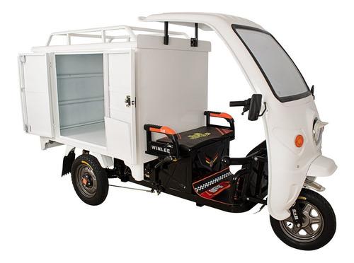 Motocarro Electrico Con Furgon Motocarguero