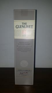 The Glenlivet. Single Malt 12 Years. 750 Ml.