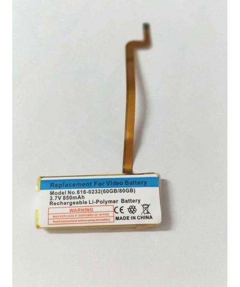 Bateria Interna iPod Classic 6a Geração 120gb 160gb Grosso