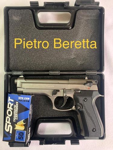 Pistolas Traumáticas 9mm, Varios Modelos Y  Munición .