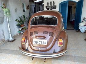 Volkswagen Fusca 1977 Modelo 78