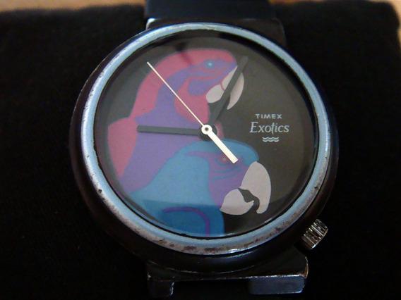 Raro Reloj Timex Exotics. Unisex.