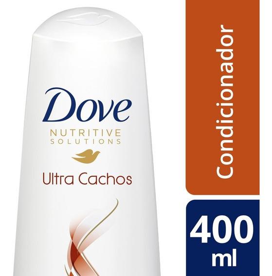 Condicionador Dove Ultra Cachos 400ml
