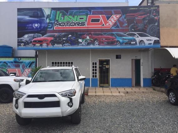 Toyota 4runner 4runner 2018
