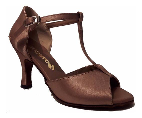 Zapatos De Baile Salsa Bachata Tango Kizomba Darcos Rubi 42