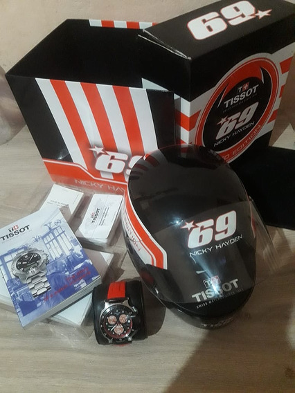 Relógio Tissot T-race Nicky Hayden