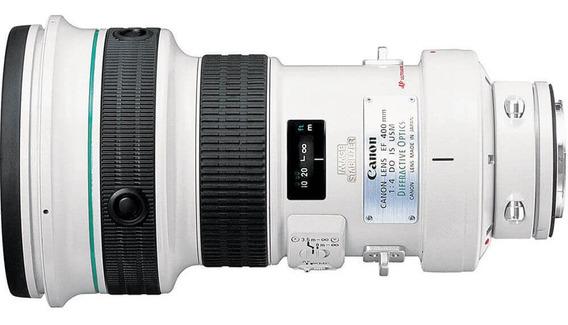 Lente Canon Ef 400mm F/4 Do Is Usm Super Telefoto
