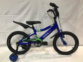Bicicleta Infantil Rodado 16 Nene Baiking