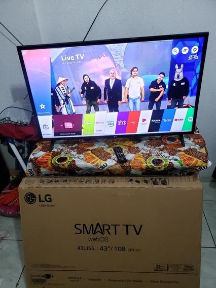 Tv Smart 43 LG